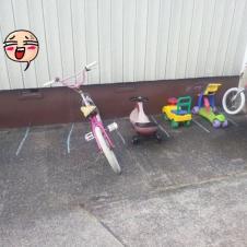어린이 주차장
