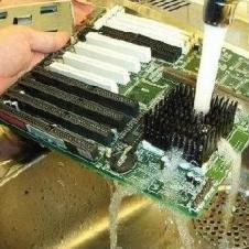 컴퓨터를 이렇게  청소하면 맞는건가