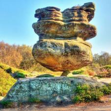 신기한 바위