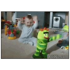 Baby-dancing-rocking-out