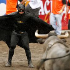 배트맨과의 한 판 승부