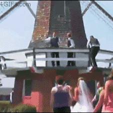 Windmill-wedding