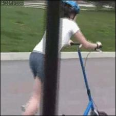 Treadmill-scooter-haters
