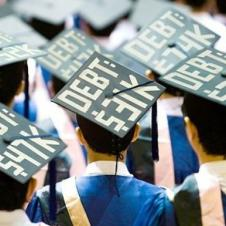 빚으로 딴 졸업장