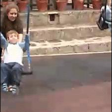 Mom-pushes-swing-fail