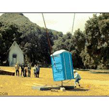 Portable-toilet-slingshot