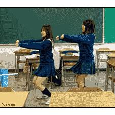 Asian-classroom-baseball-dance