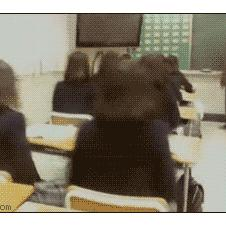 Classroom-disobedience